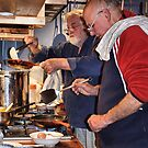 CAUTION: Chefs at Work! by George Petrovsky