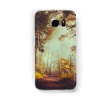silent forest Samsung Galaxy Case/Skin