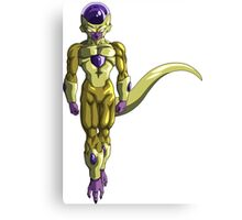 Golden Frieza - Dragon Ball Z Resurrection F Canvas Print