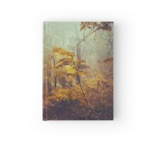 silent forest Hardcover Journal