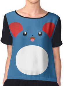 Pokemon - Marill / Maril Chiffon Top