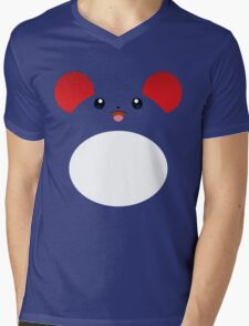 Pokemon - Marill / Maril Mens V-Neck T-Shirt