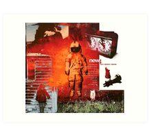 Brand New Album Art Collage Art Print