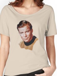 Captain Kirk Women's Relaxed Fit T-Shirt