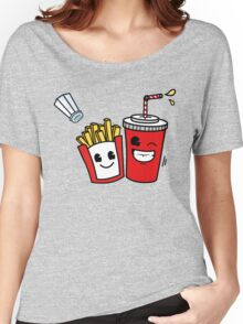 Yummy Women's Relaxed Fit T-Shirt