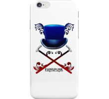 Top Hat and Canes iPhone Case/Skin
