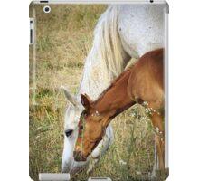 """Willow & Mom"" iPad Case/Skin"