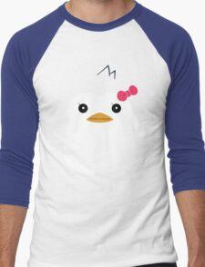 Mawaru Penguindrum - Penguin no. 3 Men's Baseball ¾ T-Shirt