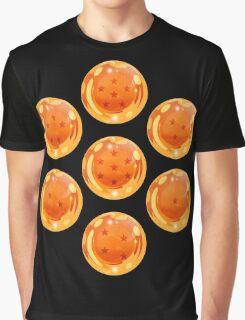 Dragon Balls - Dragon Ball Graphic T-Shirt