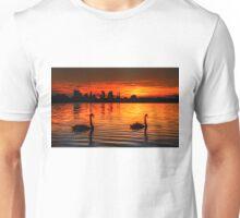 Swan River Perth Unisex T-Shirt