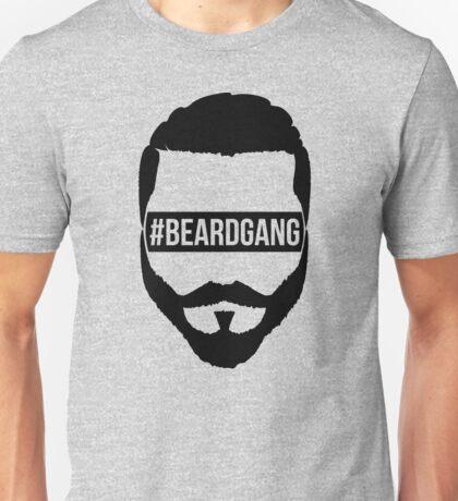 #BeardGang Half Beard Unisex T-Shirt