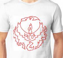 Pokemon Go Team Valor Unisex T-Shirt