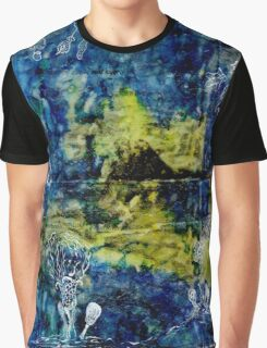 Nor of Land Sea or Air Graphic T-Shirt