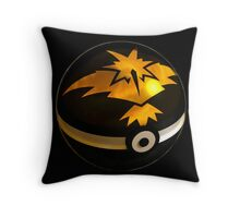 Team Instinct Throw Pillow