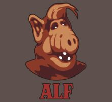ALF ALIEN LIFE FORM FROM MELMAC One Piece - Short Sleeve