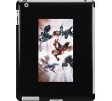 iron - avengers - man - superhero iPad Case/Skin