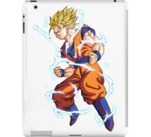 Goku as Super Saiyan 2 - Dragon Ball Z iPad Case/Skin