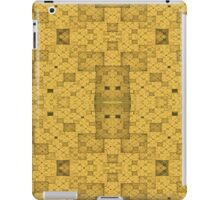 Yellow Squares iPad Case/Skin