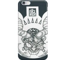 Natural Born BadAss iPhone Case/Skin