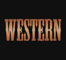 Western Music Kids Tee