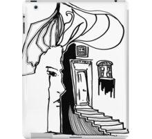Through Doors iPad Case/Skin