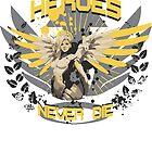 Mercy - Shirt overwatch by digitalgarz