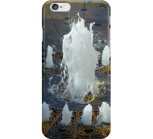 Fountain of water iPhone Case/Skin