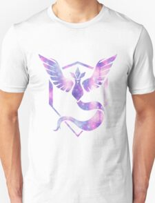 team mystic galaxy logo Unisex T-Shirt