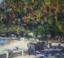 Balmoral Esplanade by Terri Maddock