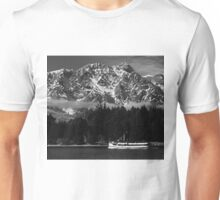 TSS Earnslaw ~ BW Unisex T-Shirt