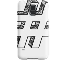 Infamous Sign Samsung Galaxy Case/Skin