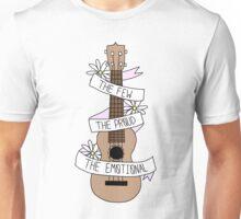 Few/Proud/Emotional Uke Unisex T-Shirt