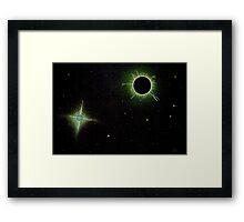 Proxima Centauri Framed Print
