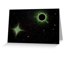 Proxima Centauri Greeting Card
