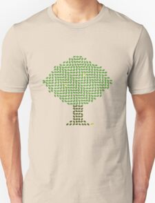 Lemon Tree with Moving Leaves T-Shirt