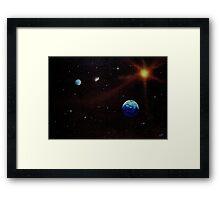 Object IXC 4182 Framed Print