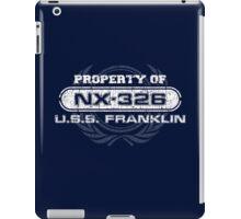 Vintage Property of NX326 iPad Case/Skin
