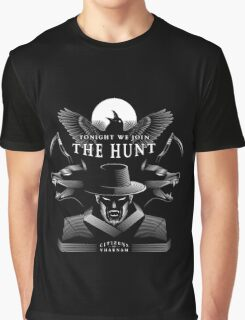 Join the Hunt Graphic T-Shirt