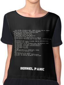 Mr Robot - Kernel Panic Chiffon Top