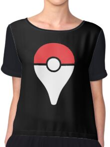 pokemon go plus cute  Chiffon Top