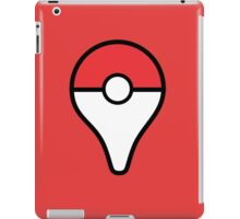 pokemon go plus cute  iPad Case/Skin