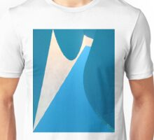 Sculpture Garden Pool Shadows, Canberra, Australia Unisex T-Shirt