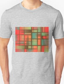 Awesome Colorful Abstract pattern Unisex T-Shirt