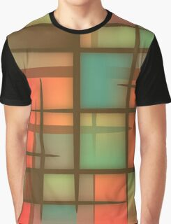 Awesome Colorful Abstract pattern Graphic T-Shirt