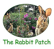 The Rabbit Patch Photographic Print