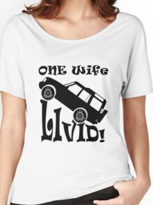 One Life Live It (Parody) Women's Relaxed Fit T-Shirt