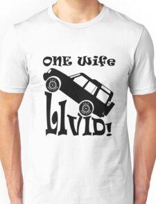 One Life Live It (Parody) Unisex T-Shirt
