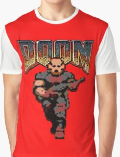 Doom Game Graphic T-Shirt
