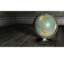Globe of the Future Photographic Print