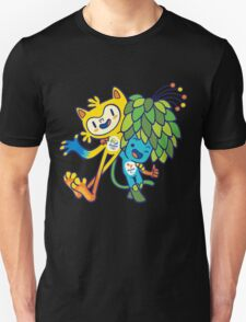 Rio Janeiro 2016 Unisex T-Shirt